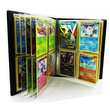 112 Cards Capacity board game album playing cards holder Binders Albums For Pokemoon CCG MTG Magic Yugioh Board Game Cards