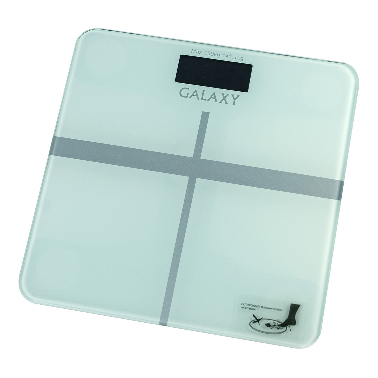 Scale floor Galaxy GL 4808 (Maximum load up to 180кг, measurement accuracy of 100 grams, LCD-дисплей, ultrathin design, автовкл/None, сверхточная touch sensor system) black sexy lace up design plain halter sleeveless crop top