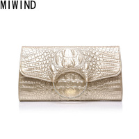 Genuine Leather Alligator Ladies Long Clutch Wallets luxury brand High Quality Hasp Female Coin Purses Holders Brand TG1470