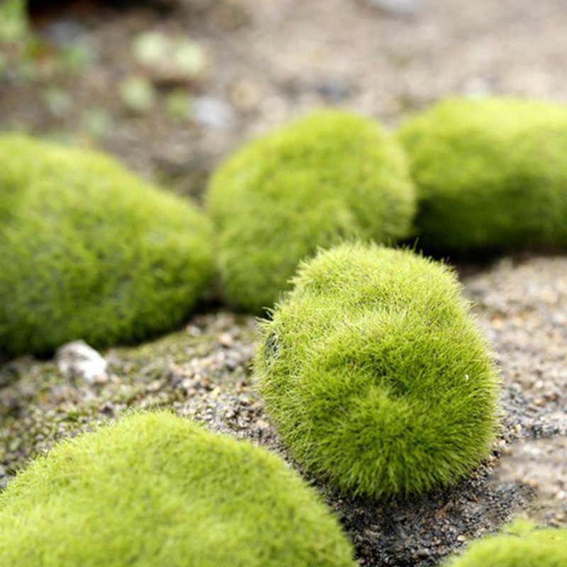 4 Size Kunstmatige Foam Green Moss Planten Nep Moss Stenen Decoratie Voor Huis Tuin Simulatie Landschap Gazon Floor Versieringen