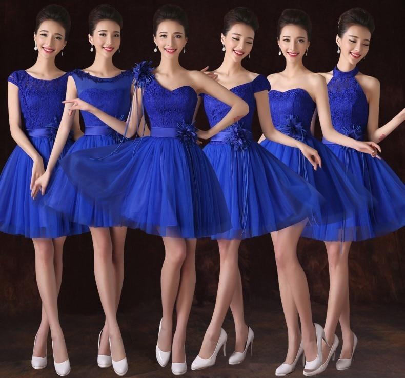 Online Get Cheap Royal Blue Bridesmaid Dresses -Aliexpress.com ...