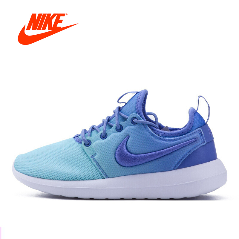 Original New Arrival Official NIKE ROSHE TWO BR Women's Low Top Running Shoes Sneakers original new arrival nike roshe one hyp br men s running shoes low top sneakers