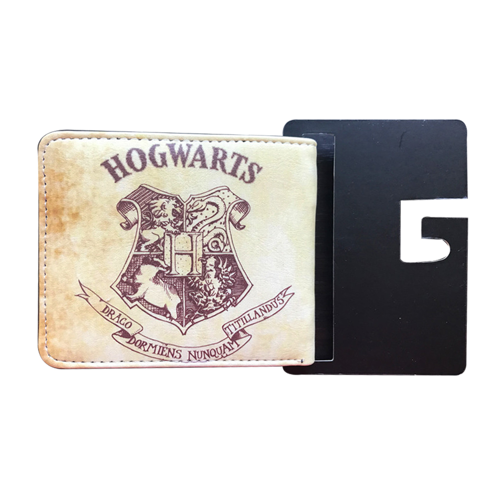 Harry Potter Short Wallet (2)
