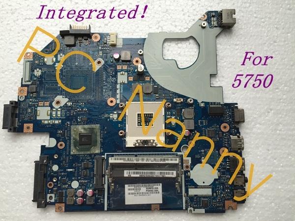 PRESTE ATENCIÓN! integrado! HM65 MB. R9702.003 AJUSTE PARA Acer 5755 5750G SERIES LAPTOP MOTHERBOARD MBR9702003 P5WE0 LA-6901P
