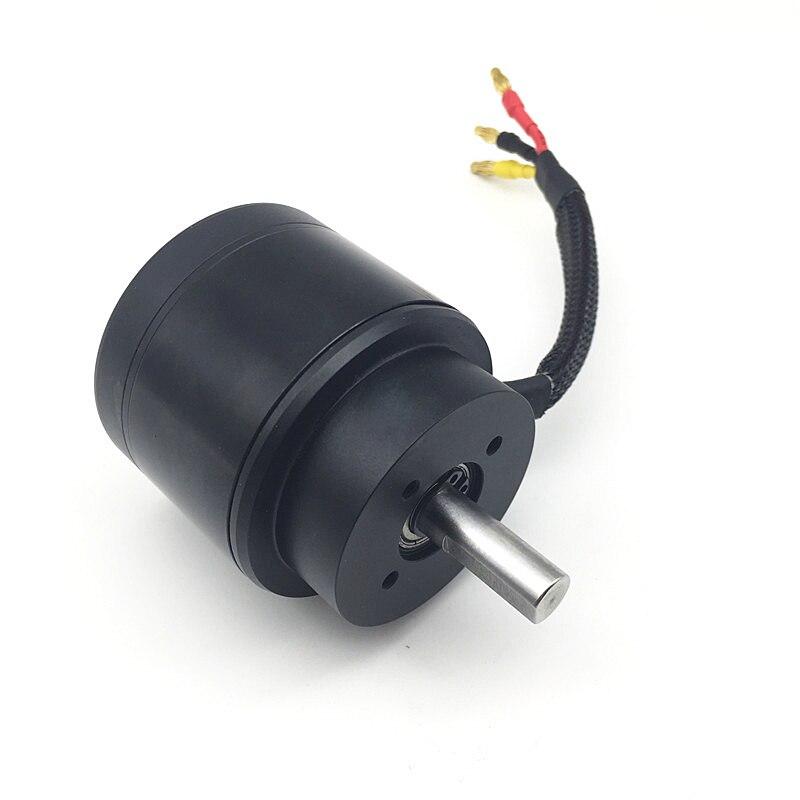 FATJAY 6354 180KV BLDC moteur sans balai avec housse de protection 24-36 v SL SD pour le scooter d'équilibrage électrique planche à roulettes