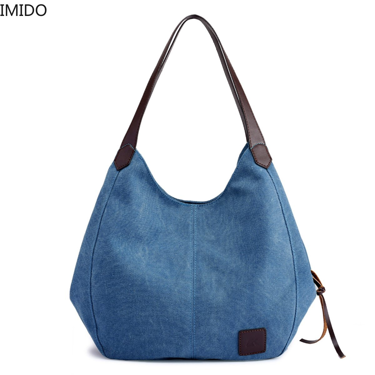 23c1476aaee3 Имидо роскошные сумки для женщин дизайнер Kvky горячие для женщин's  тканевая сумка-шоппер Сумка Женский