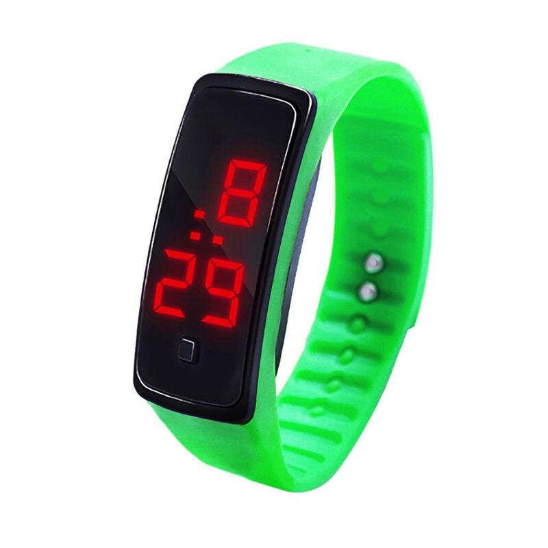 LED Hot Digital Beautiful Bracelet Watch Ladies & Men's 2021