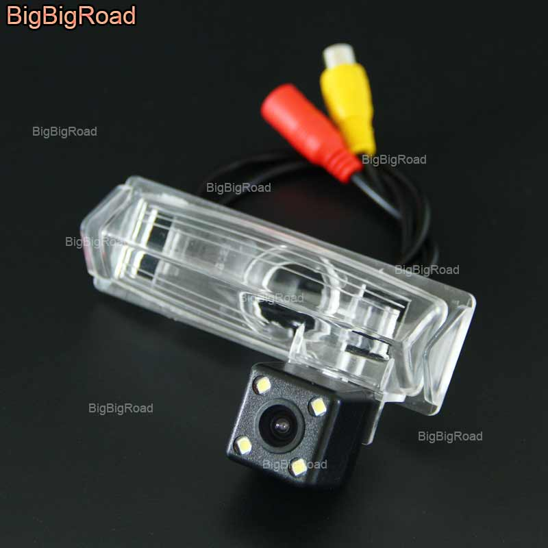 BigBigRoad For Lexus RX330 RX350 RX400h RX 330 350 400h 2004 2005 2006 2007 2008 2009 Car Rear View Reverse Backup Camera