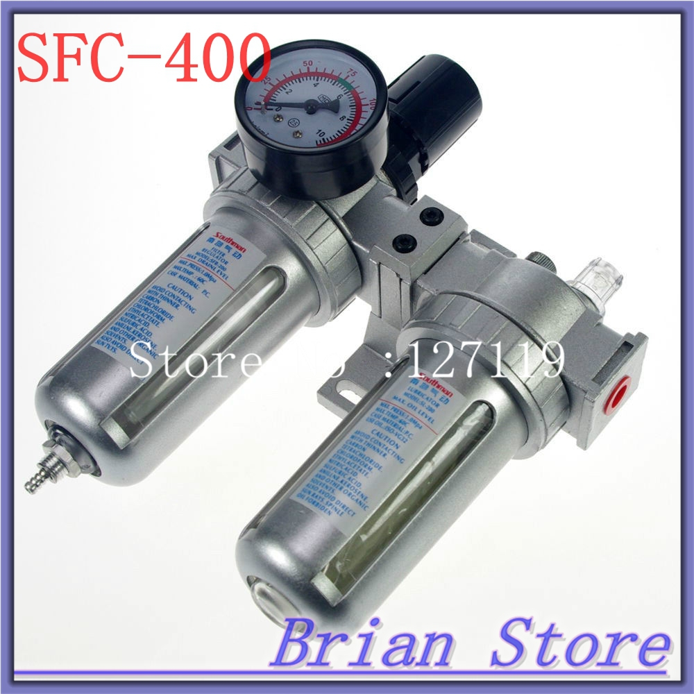 цена на SFC-400 PNEUMATIC AIR FILTER REGULATOR LUBRICATOR BSP