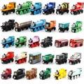 10 pcs thomas train toys para crianças thomas e amigos anime Trens de Brinquedo Mini Conjunto Completo De Carro De Trem De Madeira toys