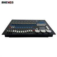 Быстрая доставка 1024 Каналы DMX512 DMX консоли контроллера диско DJ оборудование хорошо для светодио дный пар перемещения головы shehds освещения сц