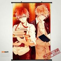 DIABOLIK LOVERS Wall Poster Scroll Home Fabric Decor Japanese Anime Cosplay 6