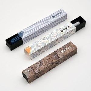 Image 5 - جديد KACO X V & A متحف مشترك سلسلة السماء نافورة القلم شميت محول إضافي غرامة بنك الاستثمار القومي 0.38 مللي متر حبر القلم هدية مربع مجموعة مكتب