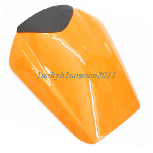 Orange Rear Pillion Seat Cowl Cover For Honda CBR1000RR CBR 1000 RR 2008-2010 arashi motorcycle radiator grille protective cover grill guard protector for 2008 2009 2010 2011 honda cbr1000rr cbr 1000 rr