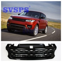Auto Parts Front Middle ABS Grille Grill Fit For Land Rover Range Rover Sport 2014 2017 year