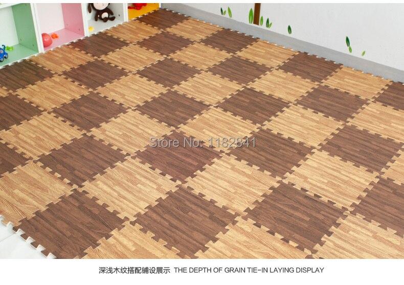 Art Of Wood 15 Years New Imitation Playground Plastic Foam Mats Bedroom Living Room Carpet