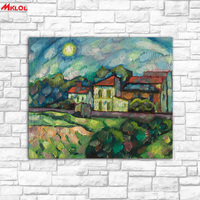 Art Impression Pattern Oil Painting Wall Art Picture Paiting Canvas Paints Home Decor Abstract Print Painting