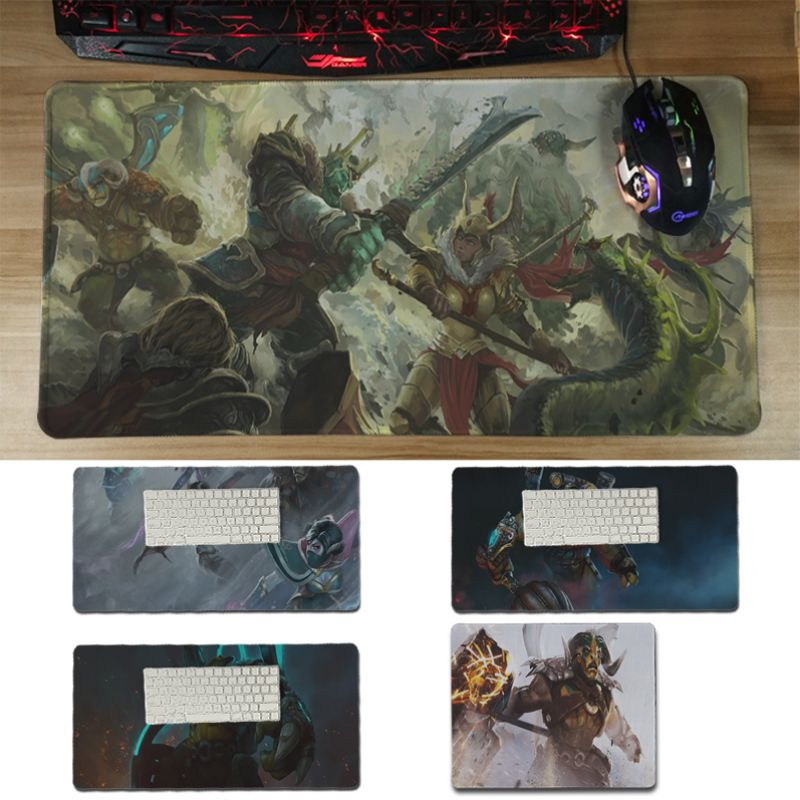 Yinuoda Elder Titan Durable Rubber Mouse Mat Pad Size for