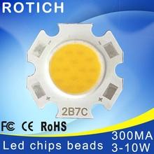ФОТО high power epistar cob led chip 3w 5w 7w 10w  dc 10v-32v integrated beads smd for floodlight spotlight warm white /white