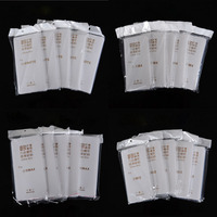 10 PCS Slim Cover Clear Soft TPU Case For Xiaomi 2 3 4 4S 4i Mi2
