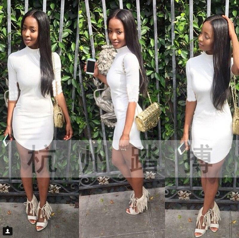 Aliexpress.com : Buy women t shirt dress 2016 summer style black ...