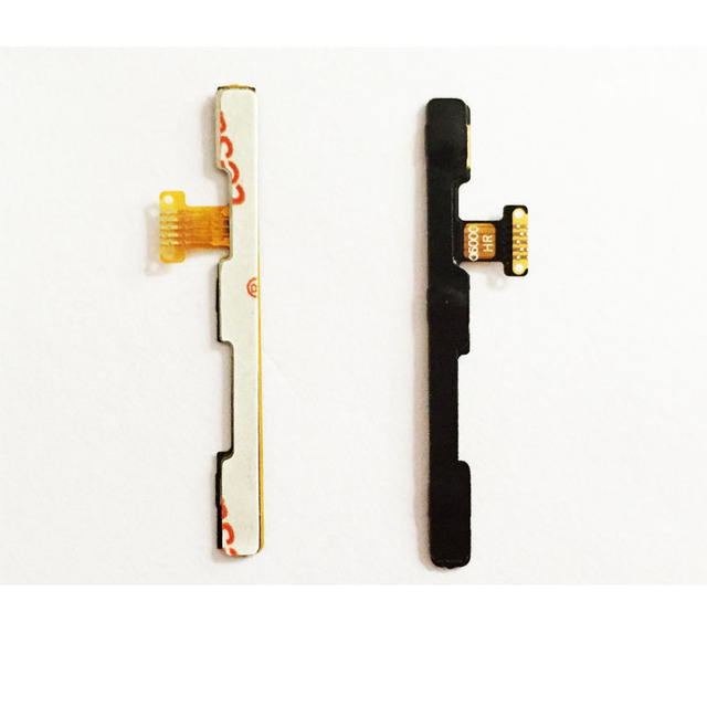 Nouveau Pour Lenovo A6000 K3 K30-T K30-W Bouton Power Volume Clé Flex Câble FPC
