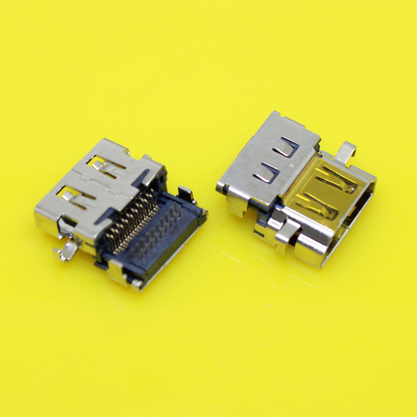 HD-032 19Pin HDMI USB Jack HDMI HD Interface For acer dell hp lenovo etc Laptop HDMI Connector Sink Series