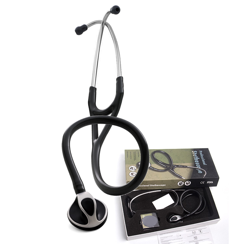 Professional Clinical Acoustical Heart-lung Blood Pressure Stethoscope Cardiology Medical Estetoscopio For Doctors Nurse