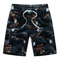 2016 Nueva Playa de La Llegada Hombres Pantalones Cortos de Verano Diseñador Mens Casual Shorts Junta