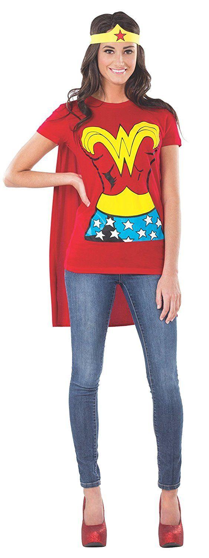 Adult Wonder Woman Cosplay Costume Halloween Party Fancy Dress Outfit Uniform Cape Suit Full set