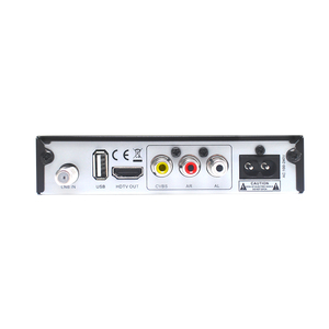 Image 5 - 무료 1 년 유럽 10 라인 CCCAM 서버 완전 HD DVB S2 디지털 위성 TV 수신기 H.265 지원 AC3 DVB S2 TV Box + WIFI