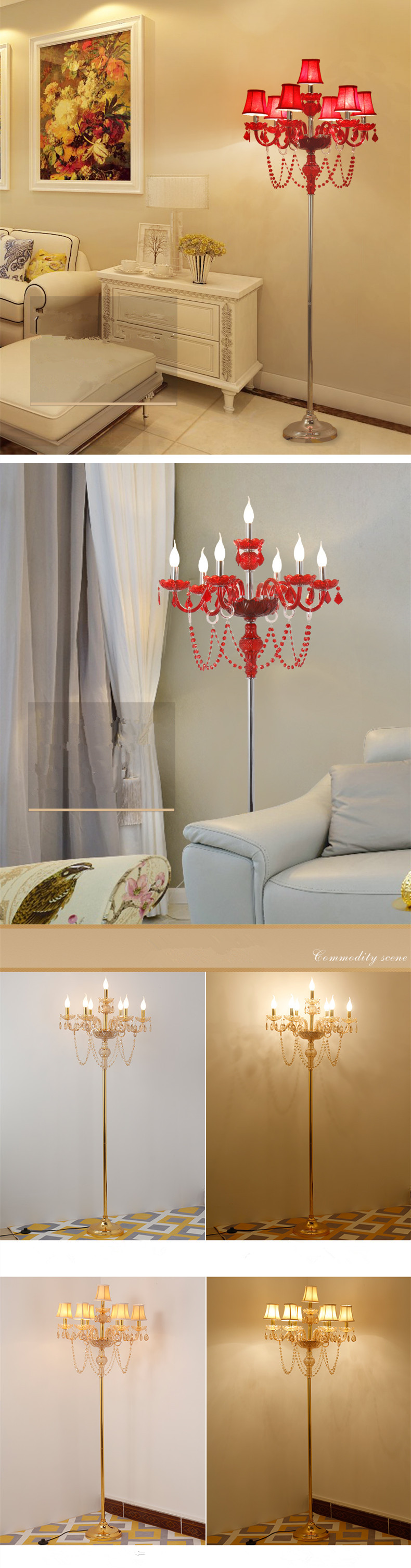 Da lâmpada de iluminação home Indoor com