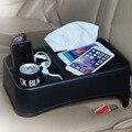 TIROL T22805a Bandeja Do Assento de Carro Multi Bandeja do Copo do Alimento Bebida Suporte de Copo Titular Suporte de Mesa Auto Viagens Alimentos bandeja Livre grátis