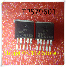 NEW 10PCS/LOT  TPS79601KTTR TPS79601KT TPS79601 TO-263 IC