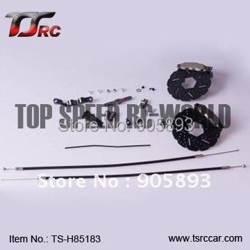 Free shipping!R/C racing car BAJA line brake kit-- Baja Parts!(85183)