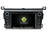 Android CAR DVD GPS FOR TOYOTA TOYOTA RAV4 2013 Support DVR WIFI DSP DAB OBD Car