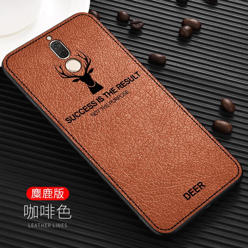 Shockproof Phone Cover For Huawei Nova 2I Mate 10 Lite Ultra Thin Acrylic Case RNE-L21 RNE-L01 RNE-L22 RNE-L23 Fitted Case Funda