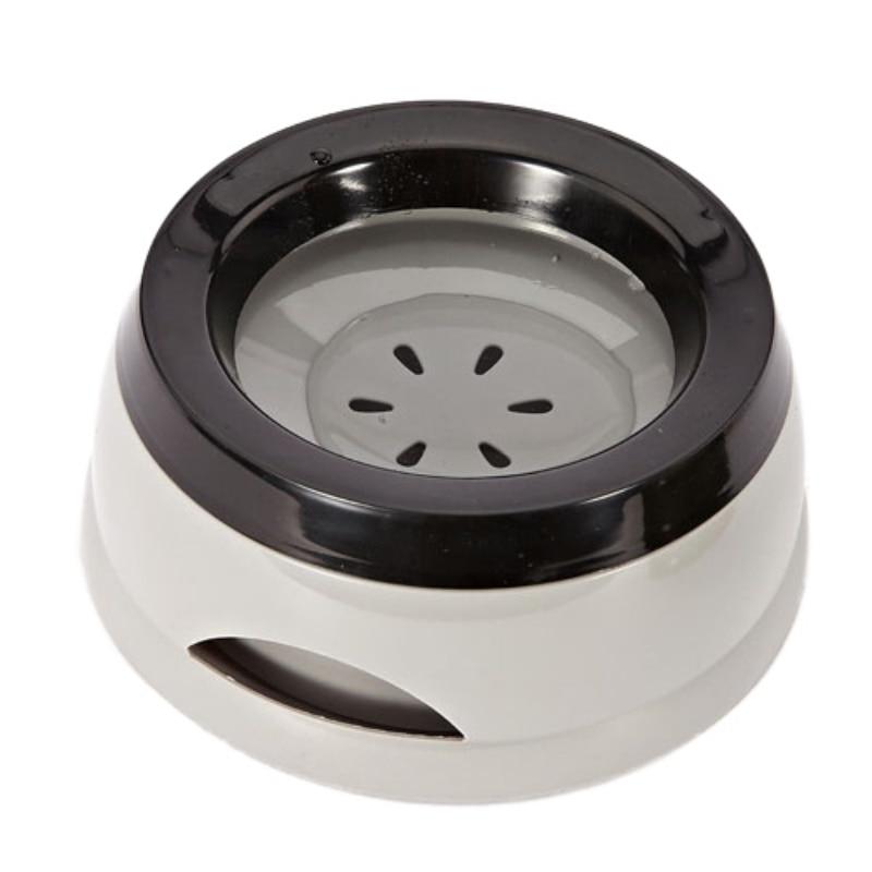 Pet Cat Dog Food Bowl Car Feeding Watering Bowl Prevent Splashing Doggie Watering Bowl Pet Water Drink Feeder High Quality