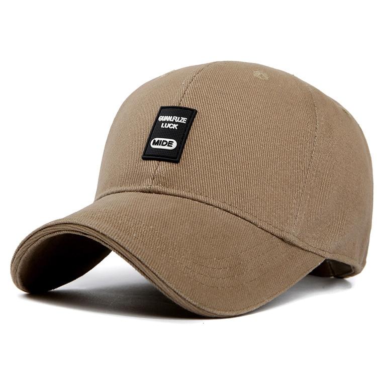 2017 Brand Men Women Golf Logo Cotton Baseball Cap Sports Golf Snapback Outdoor Simple Solid Hats For Men Bone Gorras