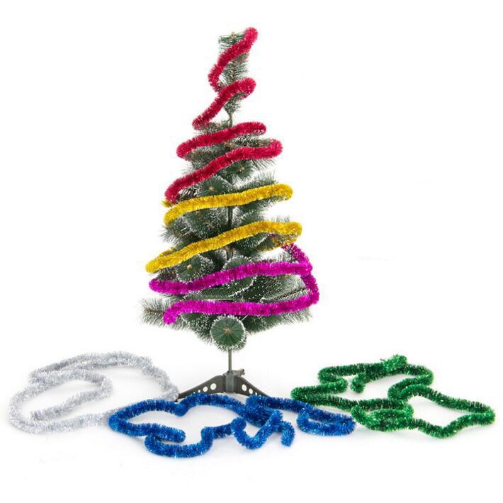 6 teile/paket Farbband Hochzeit Dekoration Zimmer Weihnachten Baum ...