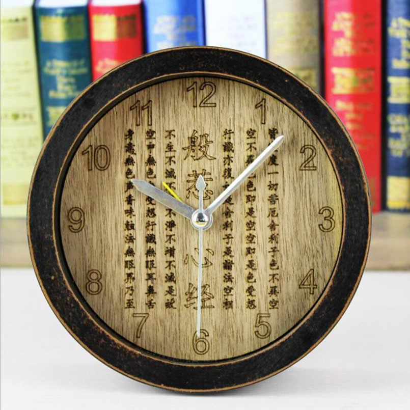 Новые скандинавские настенные часы 3D супер немой деревянные настенные часы современный дизайн круговая кварцевая Настенная картина большого размера часы для украшения дома