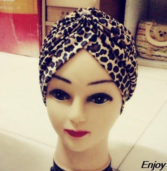 femmes mode turban chapeau noeud turban bandeau pour les femmes hijab cap cheveux turban. Black Bedroom Furniture Sets. Home Design Ideas