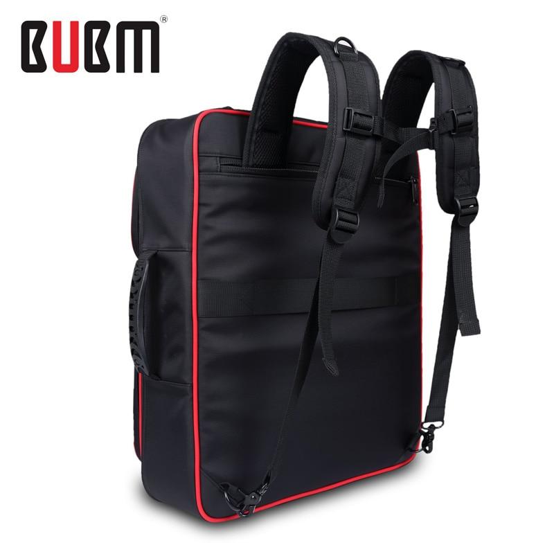 BUBM sac pour HTC VIVE, HTC VIVE VR étui, console de jeu protection de stockage gamepad sac mallette de voyage sac