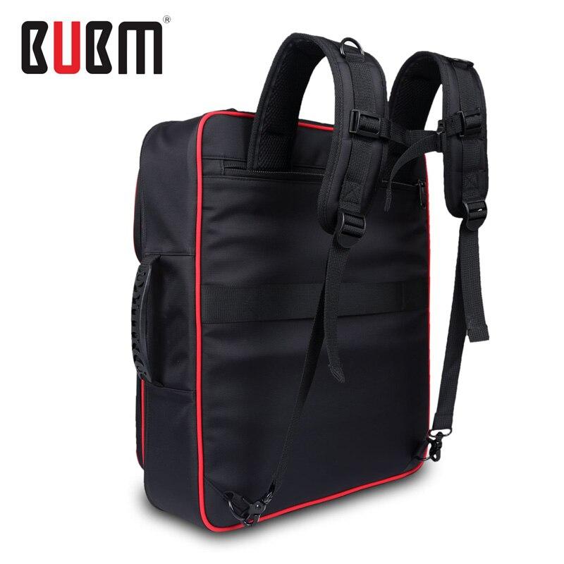 BUBM sac pour HTC VIVE, HTC VIVE VR cas, jeu console de stockage protection gamepad sac mallette de voyage sac