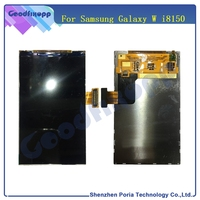 LCD Display For Samsung Galaxy W I8150 Screen Panel Monitor Module Replacement For Samsung W I8150