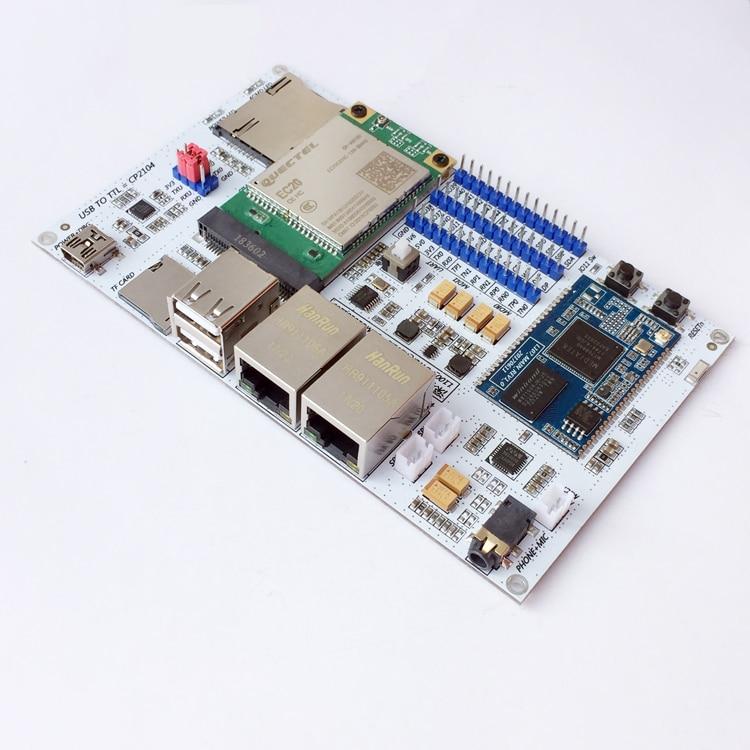 MT7688 Module Serial Port Transfer 4G To WiFi Smart Home