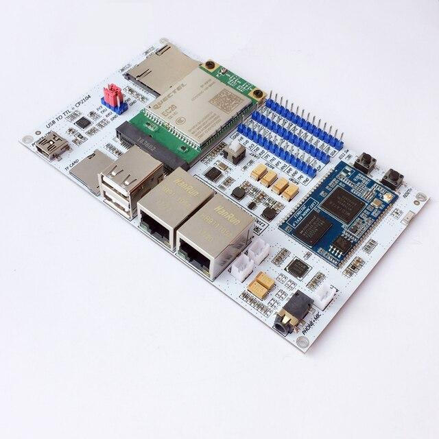 MT7688 Module Serial Port Transfer 4G zu WiFi Smart Home