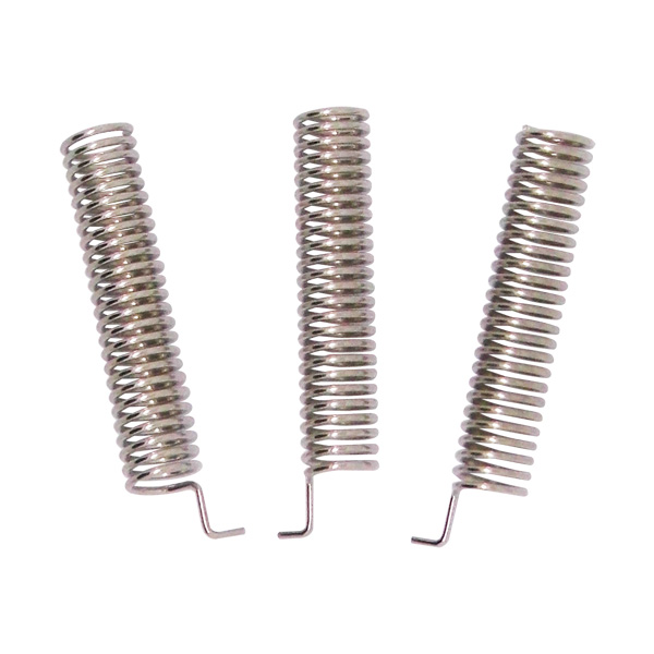 Free Shipping 100pcs SW433-TH32DN 433MHz Nickel Plated Spring Wireless RF Antenna