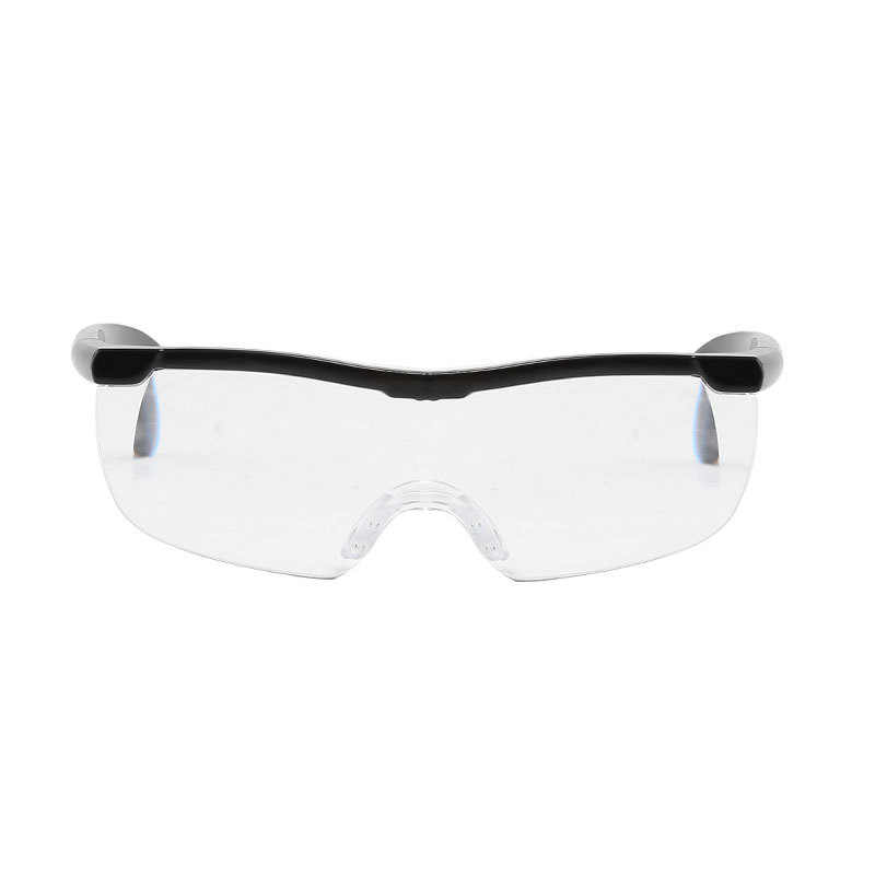 01d8923cc5 ... iboode Big Vision 250 degree Magnifying Glasses for Reading Sewing  Presbyopic 1.6 Magnification times Parents Eyewear ...