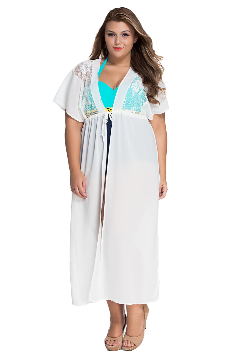 06a12e241131b Aliexpress.com : Buy Women White Swimwear Bikini Beach Cover Up Pareo Beach  Kaftan Sexy Bathing Suit Cover Ups Swimsuit Coverups Beach Wear from  Reliable ...
